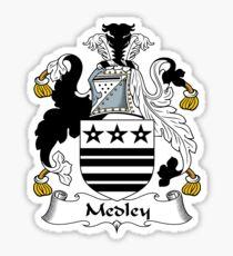 Medley Sticker