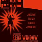 Alfred Hitchcock's Rear Window by Alain Bossuyt