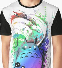 Trippy Neighbor Graphic T-Shirt