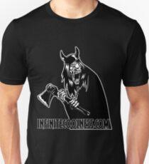 InfiniteCoolness Barbarian Zombie With Axe! Unisex T-Shirt