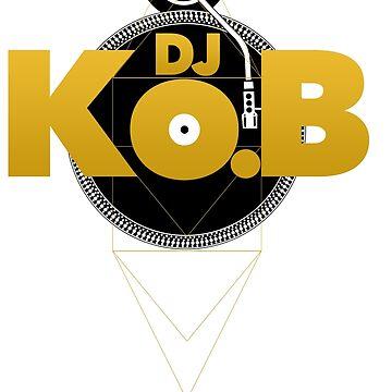 DJ KO.B GLD KMT by revl