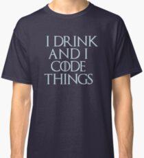 Code Things Classic T-Shirt