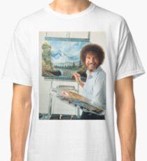 Bob Ross Classic T-Shirt
