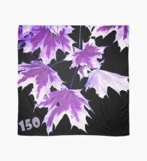 Canada 150 Feuille violet Scarf