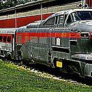 Aerotrain by Bob Moore