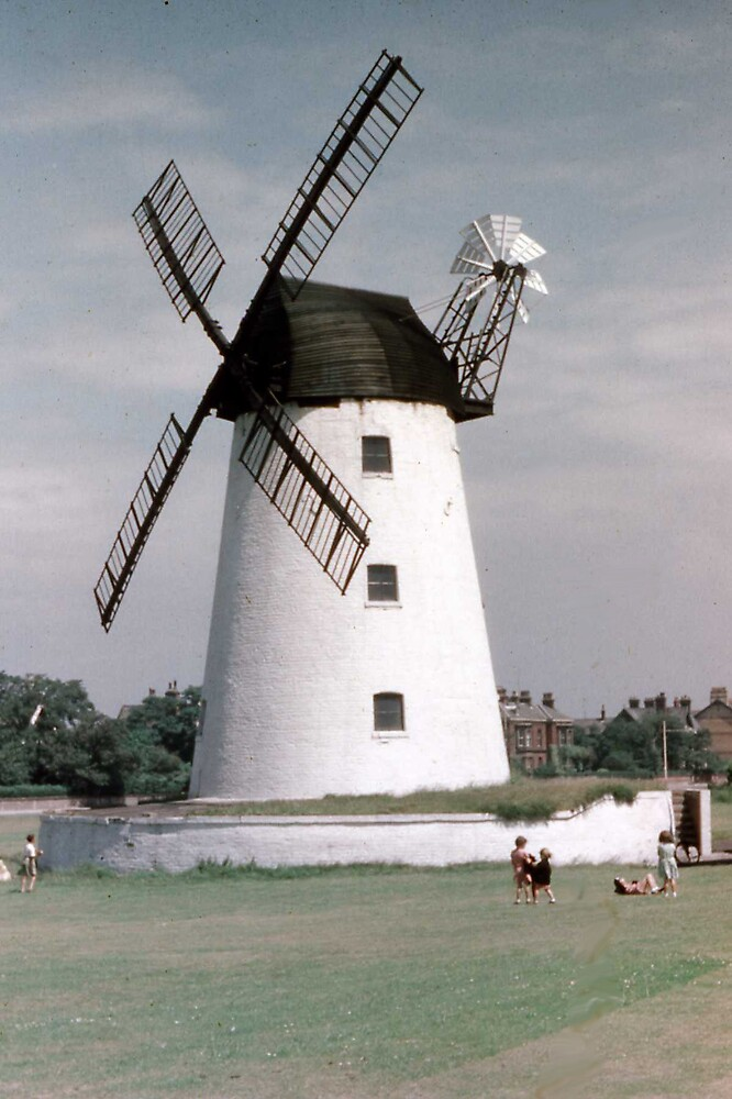 Mill at St Anne's by MayWebb