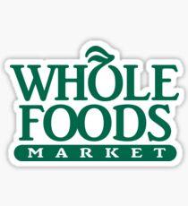 Whole Foods Market Sticker