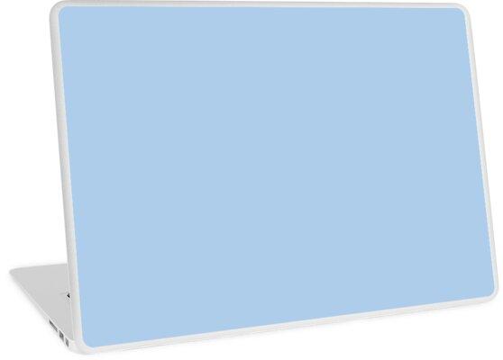 «Baby Blue Solid Color Decor» de Garaga