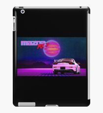 Mazda FD RX7 iPad Case/Skin