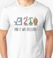 I 8 Sum Pi Math Teacher Gift Apparel T-Shirt