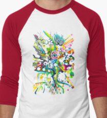 Tubes of Wonder - Abstract Watercolor + Pen Illustration T-Shirt