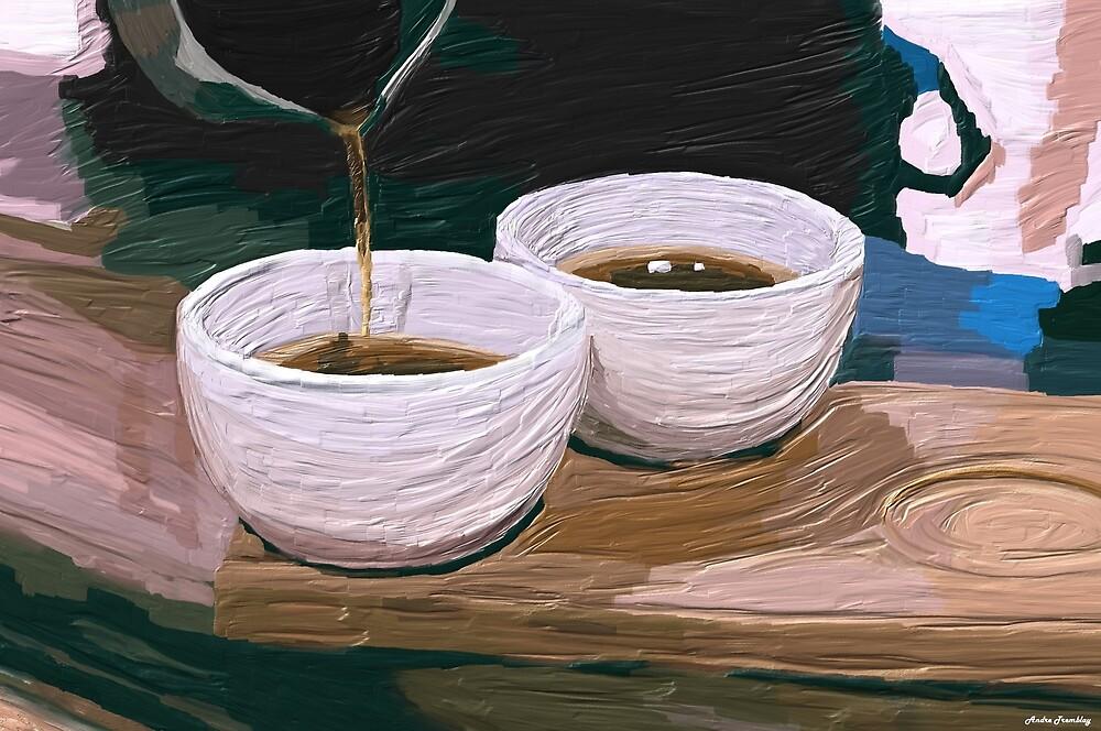 Tea time by komaro
