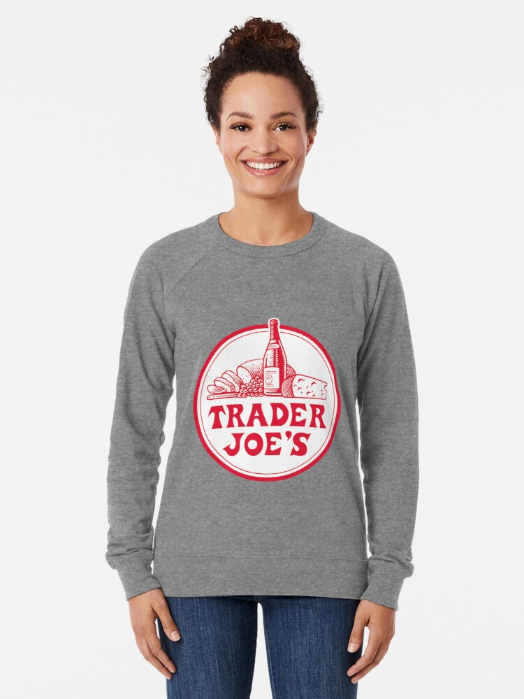Alternate view of Trader Joe's Grocery Store Lightweight Sweatshirt