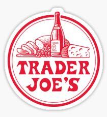 Trader Joe's Grocery Store Sticker