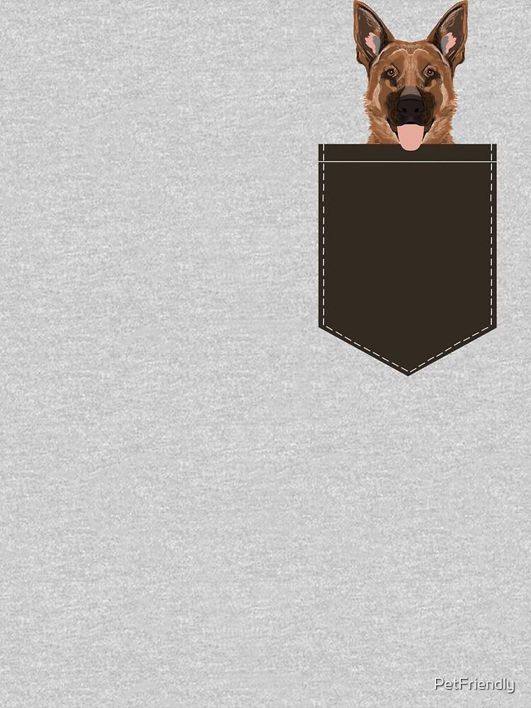 Skylar - Schäferhundgeschenkideen für Hundepersonen- und Hundeliebhabergeschenke von PetFriendly