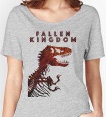 Fallen Kingdom: Jurassic World Women's Relaxed Fit T-Shirt