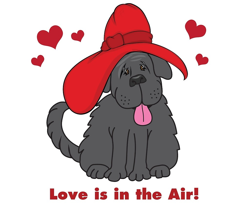 Love is in the Air! by Christine Mullis