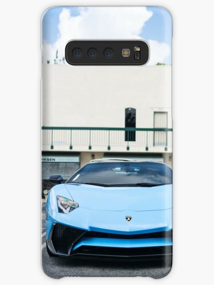 Lamborghini Aventador Sv Cases Skins For Samsung Galaxy By