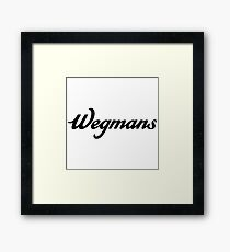Wegman's Food Markets Inc. Framed Print