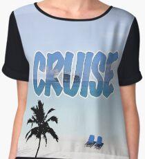 Cruise  Women's Chiffon Top