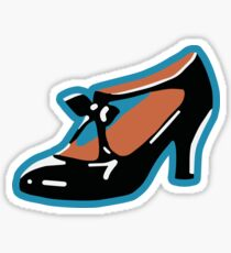 Cabaret Shoe Sticker