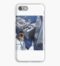 mirror's edge iPhone Case/Skin