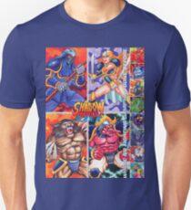 Shadow Force (Flyer Art) Unisex T-Shirt