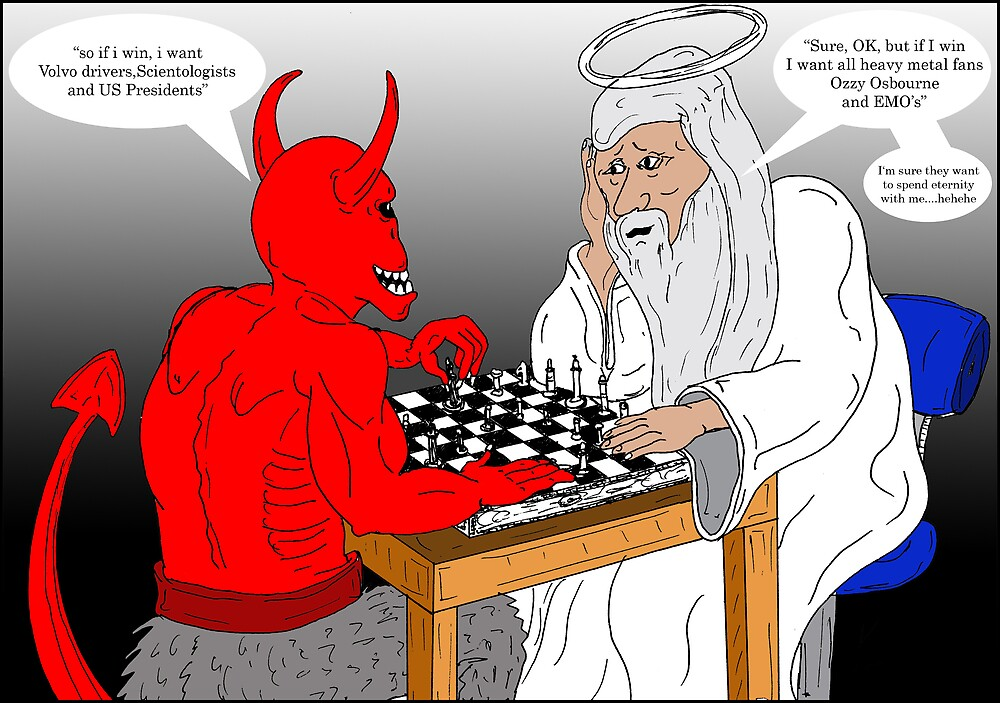 our fate- check mate by kev howlett