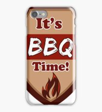 It's BBQ Time ! Summer 2017 iPhone Case/Skin
