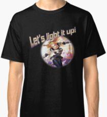lux light up Classic T-Shirt