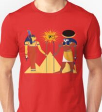 ANCIENT EGYPTIAN ART AND APPAREL  Unisex T-Shirt
