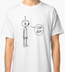 Vintage Minsky 6 Classic T-Shirt