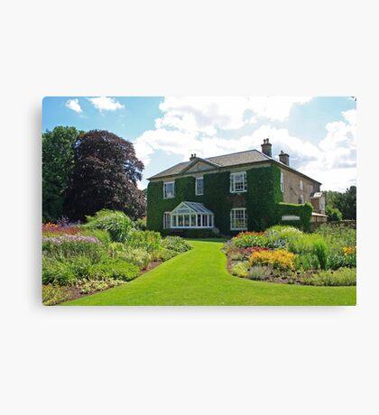 Bressingham Hall and Gardens Canvas Print