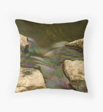 Water FX Throw Pillow
