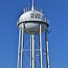 Holden Beach Water Tower by Cynthia48