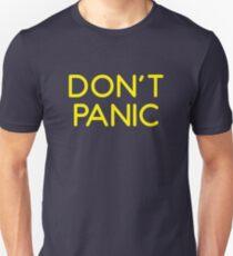 Impractical Jokers shirt - Don't panic Unisex T-Shirt