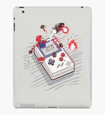 Super Mario - Game Boy iPad Case/Skin