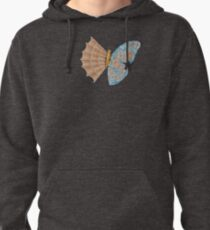 Schmetterling Steampunk  Hoodie