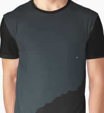 Mexico Moon Graphic T-Shirt