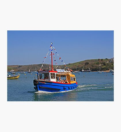 South Sands Ferry Photographic Print