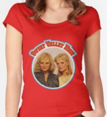 Sweet Valley High Fitted Scoop T-Shirt