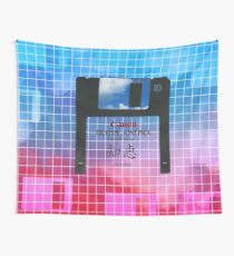 vaporwave Wall Tapestry