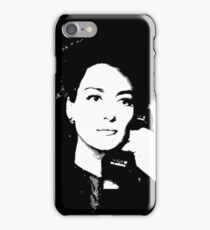 Joan Crawford Mildred Pierce 1945 iPhone Case/Skin