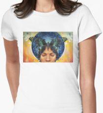 Butterfly Kisses/Child of Diasporas T-Shirt