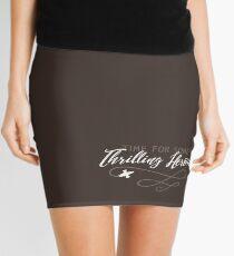 Time for some thrilling heroics Mini Skirt