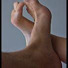 Lovers Feet by Dave Reid