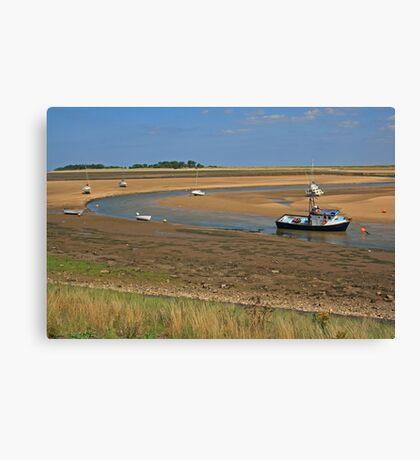 Wells-Next-The-Sea Canvas Print