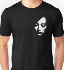 Joan Crawford face T-Shirt