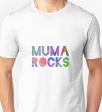 Muma Rocks Unisex T-Shirt
