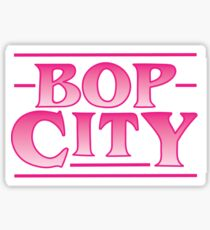 Bop City Sticker Sticker